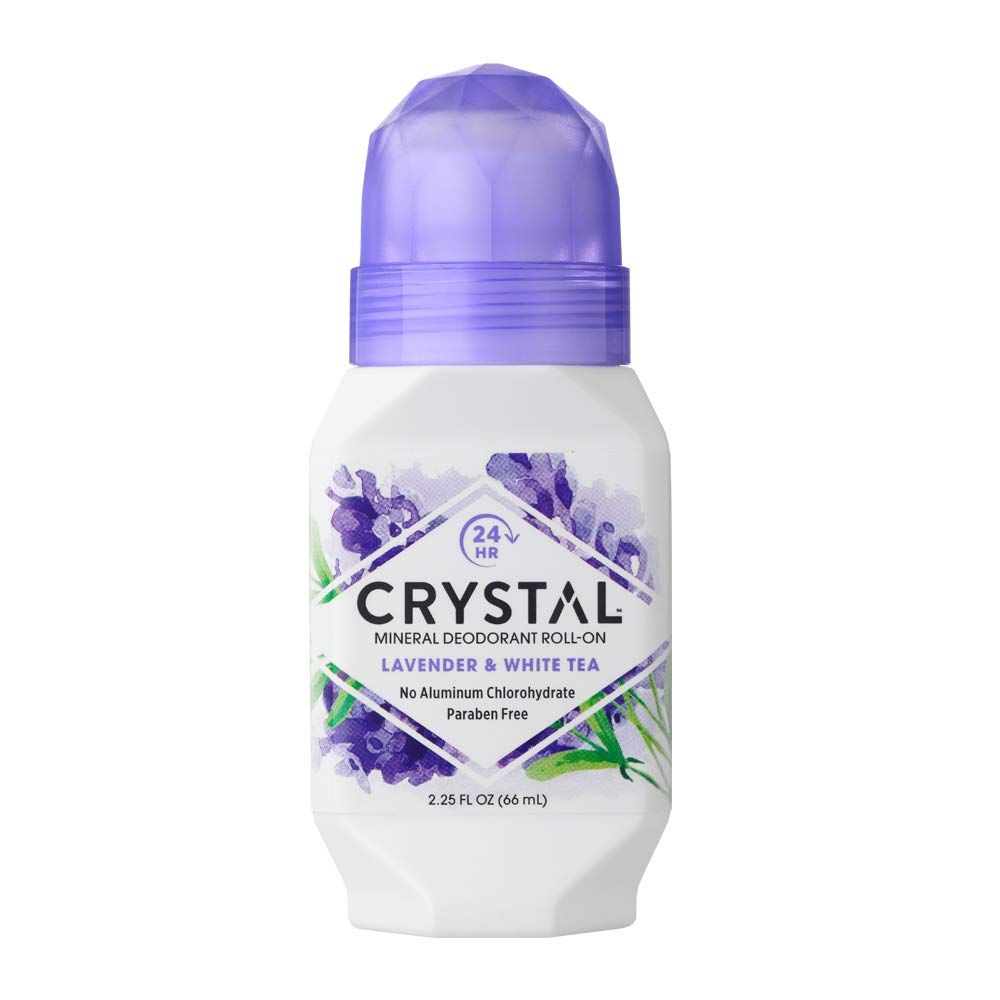 Crystal essence Mineral Deodorant Roll-on, La