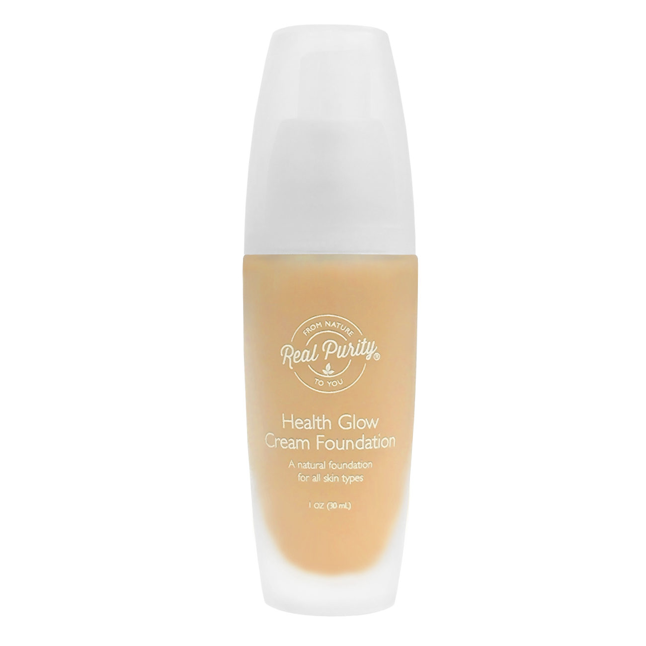 Health Glow Cream Foundation: Golden Beige