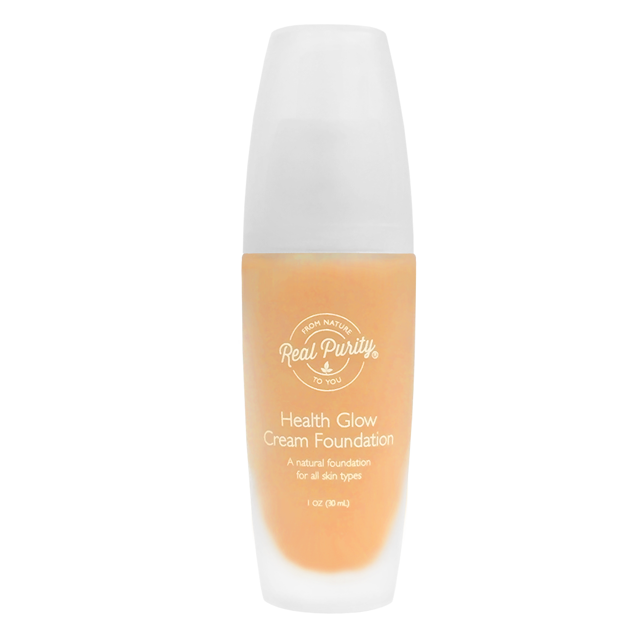 Health Glow Cream Foundation: Natural