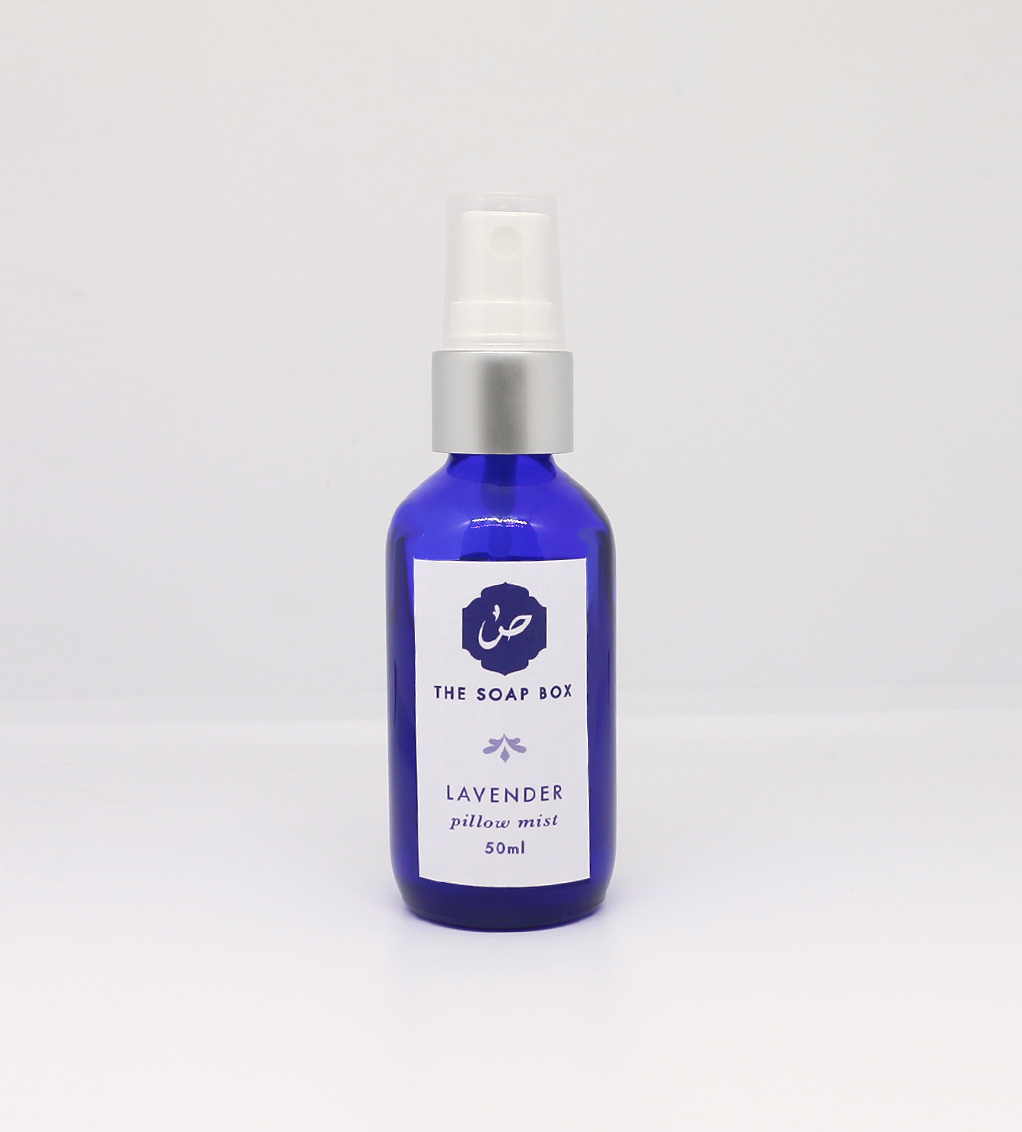 Lavender Pillow Spray