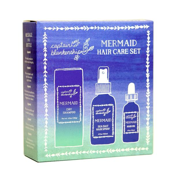 Mermaid Hair care set