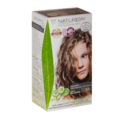 Natural Hair Colorant Light Ash Blonde 8.1