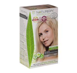 Natural Hair Colorant Platinum Blonde 10.0
