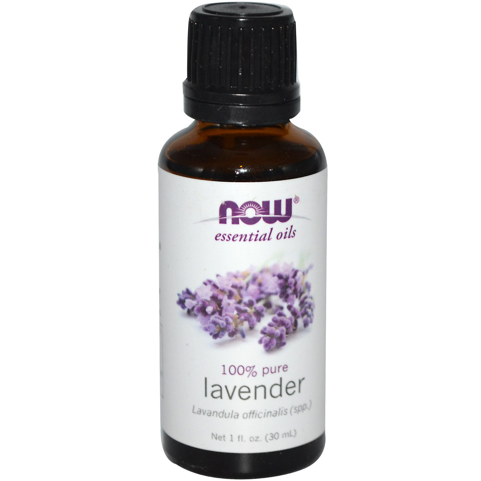 Now Lavender Essential Oil - 30ml