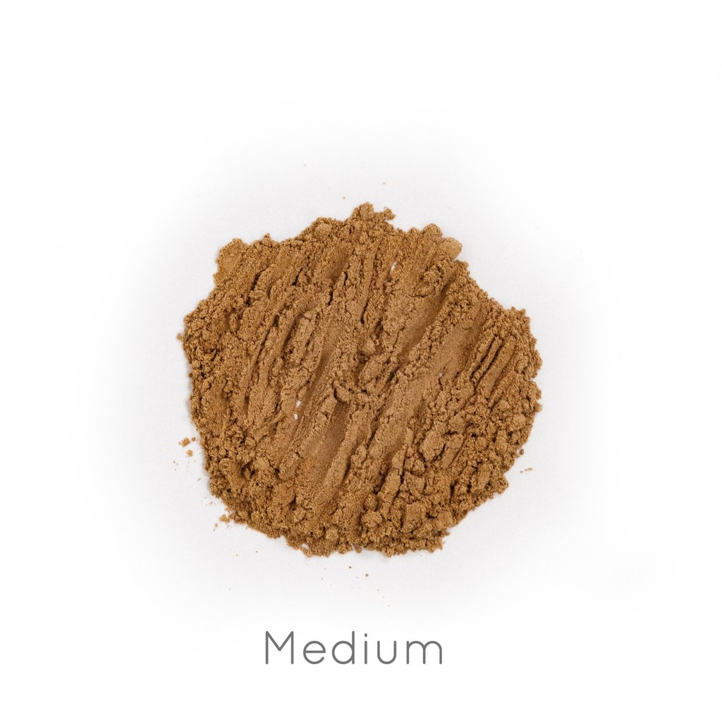 ORGANIC FACE POWDER (Medium)