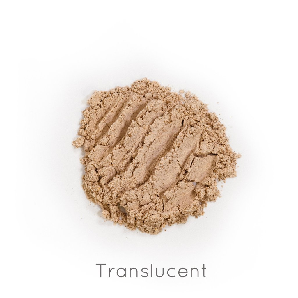 ORGANIC FACE POWDER (Translucent)