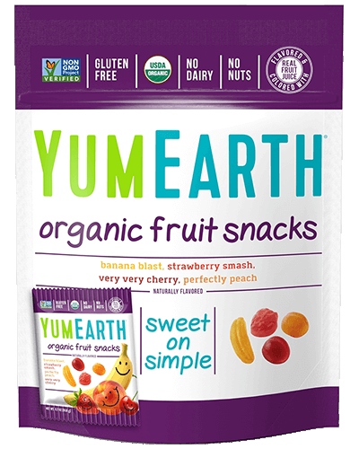 Organic Fruit Snacks - Favorites