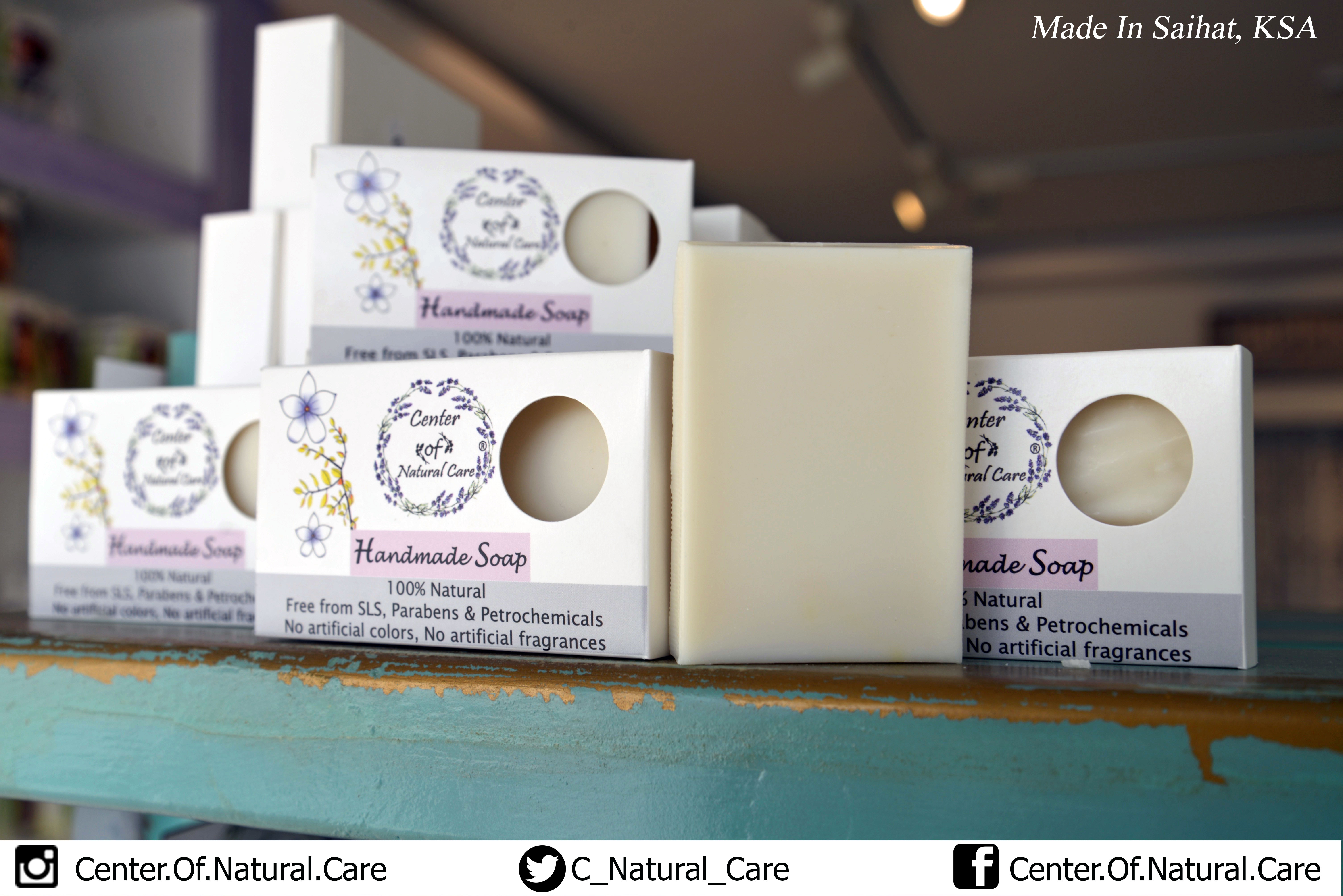 Original Soap (Aseel)