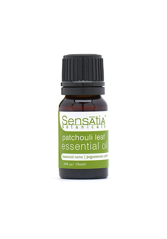 Patchouli leaf oil Sensatia 10ml