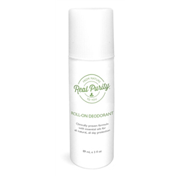 Roll-On Natural Deodorant