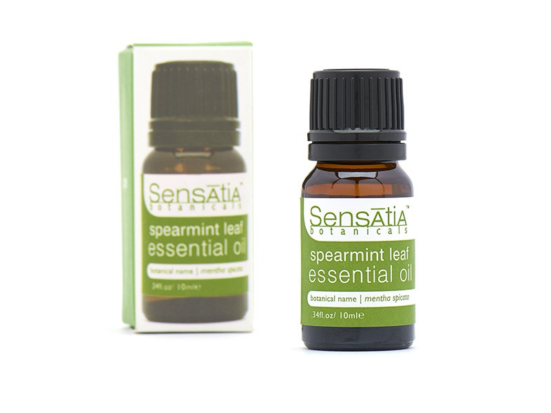 Spearmint leaf oil Sensatia 10ml