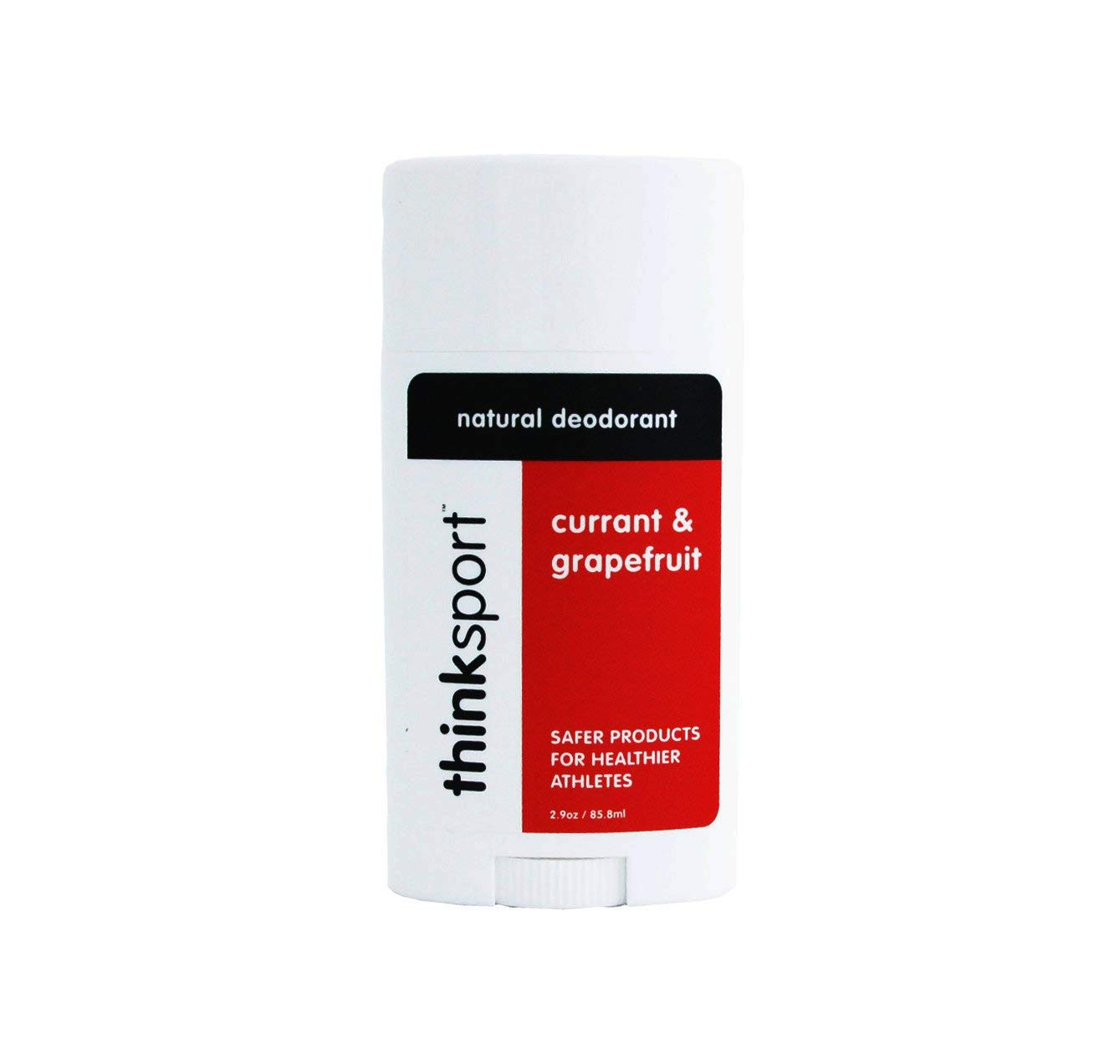 THINKSPORT NATURAL DEODORANT - GRAPEFRUIT & CURRANT